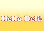 Hello Deli!